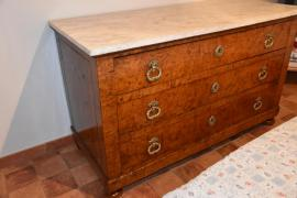 Restauration commode
